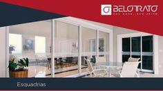 Utilize esquadrias de alumínio em sua casa! As esquadrias apresentam uma ampla liberdade de criação aos arquitetos. Além de utilizarem um material limpo, atraente e moderno, elas são extremamente leves e apresentam alta resistência à corrosão, garantindo maior conservação. Você pode usá-las em janelas, portas, vitrines, fachadas, divisão de ambientes e em inúmeros projetos. Conheça nosso showroom. Faça-nos uma visita e veja como fica o seu projeto 3D. #experimenteesquadrias