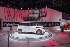 rgb   Volkswagen Internationaler Autosalon Genf 2016 Messeauftritt