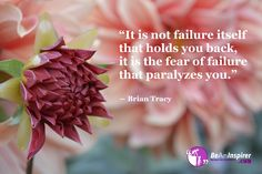 Failure Is The First Step Towards Success – Bidding Adieu To Fear Of Failure And Welcoming Success Mens Summer Wedding Suits, Brian Tracy, Take Risks, Staying Positive, First Step, Success Quotes, The One, Did You Know, Life Lessons