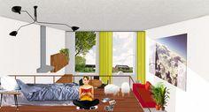 CIVIC architects - Panamalaan Residential Block - Amsterdam | Typology
