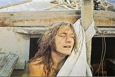 Robert Plant - was he boiling hot or hung over?!