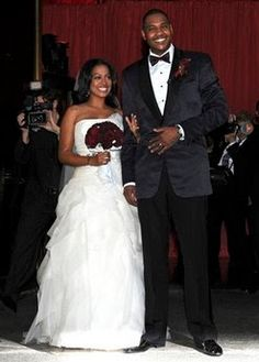 LeBron James Wedding | ... Anthony - LaLa Vazquez Wedding: LeBron James Set Foot in New York