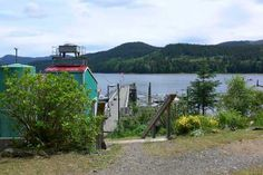Winter Harbour Marina Vancouver Island, Idaho, Canada, Camping, Winter, Campsite, Winter Time, Campers, Tent Camping