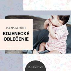 Pozrite si všetky modely pre najmenších - oblečenie pre kojencov! 👧 https://sk.bfashion.com/content/for-kids👦