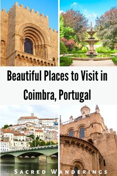 Portugal Vacation, Portugal Travel Guide, Austria Travel, France Travel, European Travel Tips, Visit Portugal, Road Trip Hacks, Beautiful Places To Visit, Day Trips
