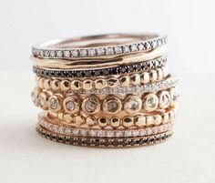 Gold Jewelry, Jewelry Rings, Jewelry Watches, Jewelry Accessories, Fashion Accessories, Fashion Jewelry, Jewelry Design, Jewlery, Zierlicher Ring