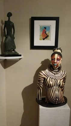 Opening Saturday 2 to 7pm a major Sculpture show featuring works by Ruth Inge Hardison, Woodrow Nash, Faith Ringgold, Charly Palmer, Carl Joe Williams and Najee Dorsey.    The Black Art In America Fine Art Gallery located at 1433 17th St Columbus, GA 31901. More info available at www.blackartinamerica.com