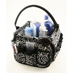 Dorm Stuff Bucket Square Tote (Available in 7 Colors)