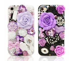 Rhinestone Handmade iPhone4/4s Case