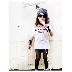 """Little Wonderland Clothing on Instagram: """"Every rose has its thorn..Just like every night has its dawn...Just like every cowboy sings his sad, sad song....Every rose has its thorn  <A little Posion.. Brett Michaels> Sing it Layla in our RocknRoll Muse tee + faux leather bloomers @pandthelion + fishnets  Get It Girl #fab #fashion #fashionista #kidsfashion #girl #rocknrollmuse #hipkidfashion #trendy #style #igkiddies #stylish #stylishkids #rad #grunge #bombshell #ootd"""