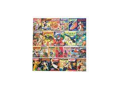 Zamów Kare Design Action Comics Obraz 100x100 bezpiecznie przez Internet w sklepie intenetowym machina-meble.pl