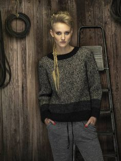 Das Woll-Atelier: Modell Avoriaz