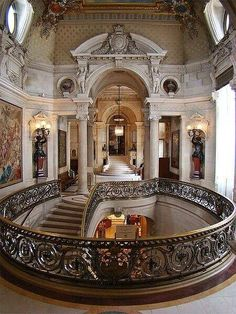 Versaille Palace, just outside of Paris, France