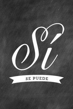 si se puede chalkboard wallpaper.png - Google Drive