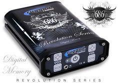 The new 686 Revolution Series Intercom!