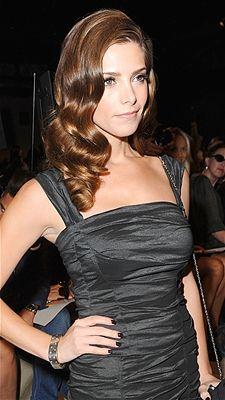 Ashley Greene. Glamorous Waves