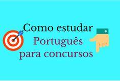 Como estudar Português para concursos públicos de forma eficiente