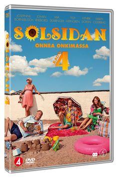 Solsidan - Onnea onkimassa 4. kausi (2 levyä) DVD 12,99 €