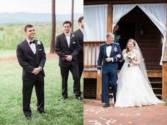 Soft and romantic mountain wedding. Bride and groom. Film photography.