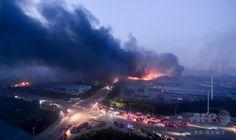 中国の化学工場でまた爆発、1人死亡 国際ニュース:AFPBB News