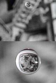 MC Escher Water drop