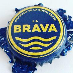 La Cerveza del Viernes 08-04-2016 número 134 La Brava. #laCervezaDelViernes #beerFriday #Girona #Spain