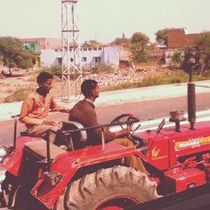 Keep on tractorin'.