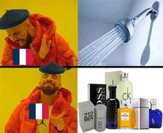 French be like - 9GAG