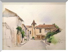 abbaye de Saint-Sever-de-Rustan 65 Hautes-Pyrénées