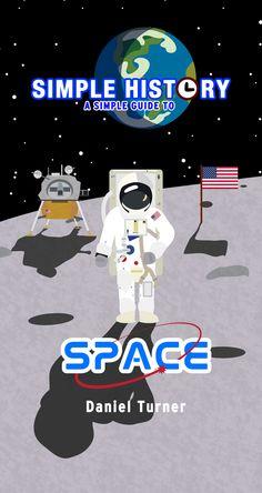 Space Simple History by Daniel Turner, via Behance