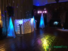 Inspired Party Wedding DJ