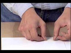 Stappen voor het inlijsten van een schilderij of doek