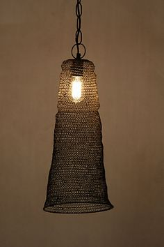 Check out the Mesh Cylinder Pendant in Lighting, Pendant Lights from Anthropologie for Cool Lighting, Modern Lighting, Lighting Design, Lighting Ideas, Pendant Lamp, Pendant Lighting, Anthropologie, Creative Lamps, I Love Lamp