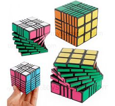 Rubik's cube not annoying enough for you?