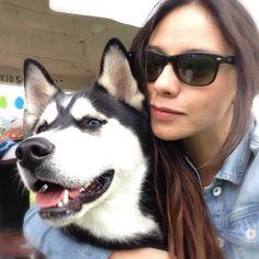 BOLK! Birthday 1!!!!! <3  Siberian Husky