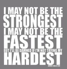 Work Hard and put in the time!! That's the secret - #SummerGirlFitness