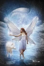 Resultado de imagen de ilustraciones hermosas de angeles