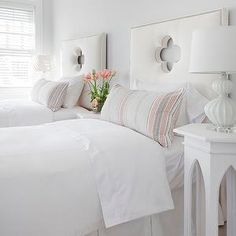 Cutout Headboard, Transitional, bedroom, Christopher Home Furnishings