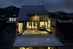 Built by DRTAN LM Architect in Kuala Lumpur, Malaysia with date 2015. Images by H. Lin Ho. Situated in the upper middle class suburban of Taman Tun Dr. Ismail that was developed in the 70's, 23 Terrace is a n...