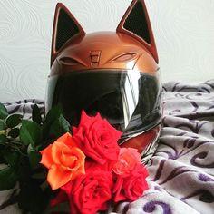 Neko Helmet aka Cat Ears Helmet 32
