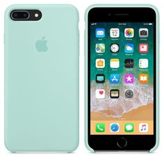 4f6581565c Apple iPhone 8 Plus   7 Plus Silicone Case – Marine Green – Ana Pato 20 –  Join the world of pin