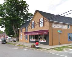 Cedar Bridge offers refreshing ice cream and other delicious treats. Lower Mountain Mercantile has every item you need for affordable prices. Stop by 20 Main Street Westport, Ontario! Westport Ontario, Main Street, Maine, Bridge, Mountain, Ice Cream, Treats, Outdoor Decor, Home Decor