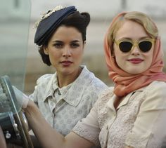 The Time Between Seams (El Tiempo Entre Costuras) - TV Mini-Series 2013 - (The Time In Between / The Seamstress) - Style: 1940's fashion ~