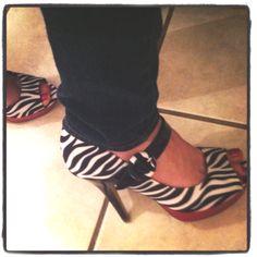 My new heels!