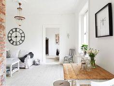 20 Ideas para decorar la pared del sofá