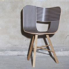Tria Chair from KOPERHUIS
