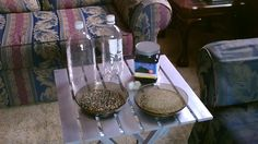 Homemade Water Filter - DIY water filtration - (clear/clean water when you need it!) - simple design