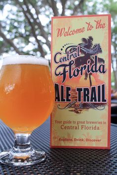 Complete the Central Florida Ale Trail