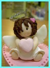 Resultado de imagen para angels in cold porcelain