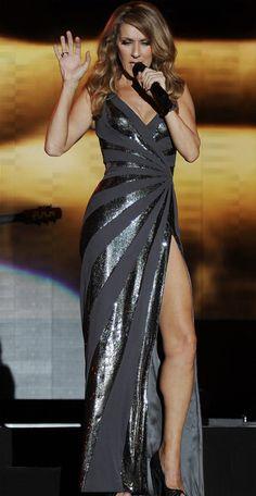 Celine Dion at The Jamaica Jazz & Blues Festival